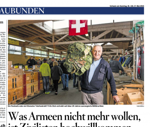 Artikelbild Schweiz am Sonntag