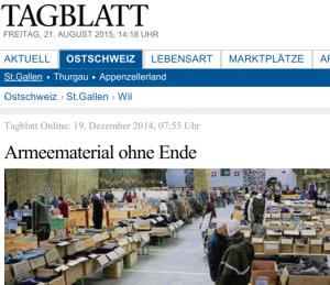 Artikelbild Tagblatt